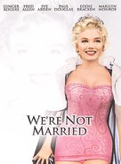 We're Not Married! - DVD cover (xs thumbnail)