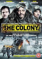 The Colony - British DVD cover (xs thumbnail)