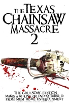 The Texas Chainsaw Massacre 2 - Video release poster (xs thumbnail)