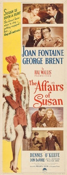 The Affairs of Susan - Movie Poster (xs thumbnail)