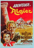 South of Algiers - German Movie Poster (xs thumbnail)