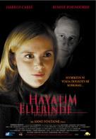 Entre ses mains - Turkish poster (xs thumbnail)