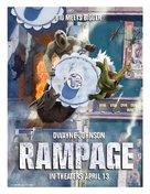 Rampage - Movie Poster (xs thumbnail)
