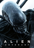 Alien: Covenant - Mexican Movie Poster (xs thumbnail)