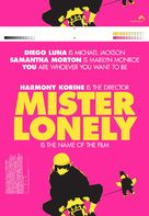 Mister Lonely - poster (xs thumbnail)