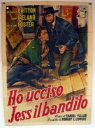 I Shot Jesse James - Italian Movie Poster (xs thumbnail)