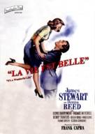 It's a Wonderful Life - French Re-release poster (xs thumbnail)