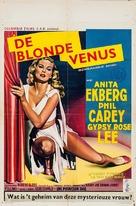 Screaming Mimi - Belgian Movie Poster (xs thumbnail)