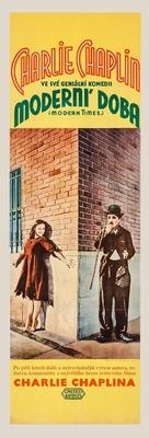 Modern Times - Czech Movie Poster (xs thumbnail)