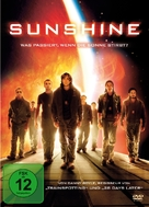 Sunshine - German DVD movie cover (xs thumbnail)