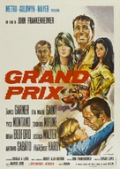 Grand Prix - Italian Movie Poster (xs thumbnail)