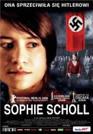 Sophie Scholl - Die letzten Tage - Polish Movie Poster (xs thumbnail)