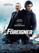 The Foreigner - French Movie Poster (xs thumbnail)