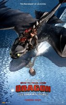 How to Train Your Dragon: The Hidden World - Australian Movie Poster (xs thumbnail)