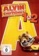 Alvin and the Chipmunks - German Movie Cover (xs thumbnail)
