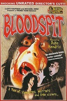 Bloodspit - DVD cover (xs thumbnail)