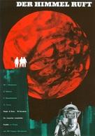 Nebo zovyot - German Movie Poster (xs thumbnail)