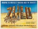 Zulu - British Movie Poster (xs thumbnail)