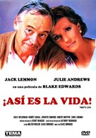 That's Life! - Spanish DVD movie cover (xs thumbnail)