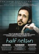 Half Nelson - For your consideration movie poster (xs thumbnail)