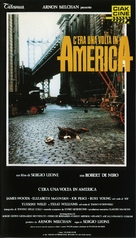 Once Upon a Time in America - Italian Movie Poster (xs thumbnail)