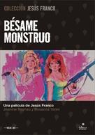 Küß mich, Monster - Spanish DVD cover (xs thumbnail)