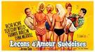 I'll Take Sweden - Belgian Movie Poster (xs thumbnail)