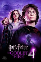 Harry Potter and the Goblet of Fire - Video on demand movie cover (xs thumbnail)