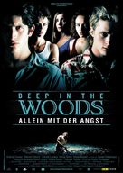 Promenons-nous dans les bois - German poster (xs thumbnail)