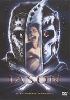 Jason X - Finnish Movie Cover (xs thumbnail)