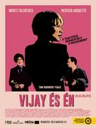 Vijay and I - Hungarian Movie Poster (xs thumbnail)