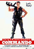 Commando - Movie Poster (xs thumbnail)
