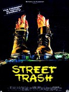 Street Trash - French Movie Poster (xs thumbnail)