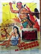 War Drums - French Movie Poster (xs thumbnail)