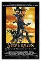 Silverado - Brazilian Movie Poster (xs thumbnail)
