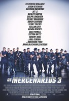The Expendables 3 - Polish Movie Poster (xs thumbnail)