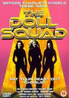 The Doll Squad - British Movie Cover (xs thumbnail)
