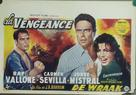 Venganza, La - Belgian Movie Poster (xs thumbnail)