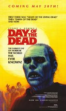 Day of the Dead - Video release poster (xs thumbnail)