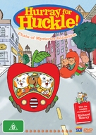"""""""Busytown Mysteries (Hurray for Huckle!)"""" - Australian DVD cover (xs thumbnail)"""