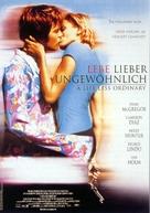 A Life Less Ordinary - German poster (xs thumbnail)