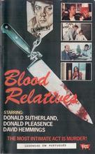 Les liens de sang - Brazilian VHS cover (xs thumbnail)