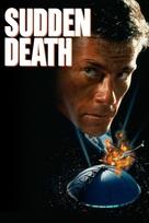 Sudden Death - German DVD movie cover (xs thumbnail)