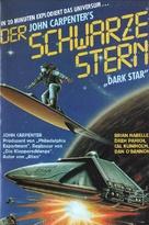 Dark Star - German VHS movie cover (xs thumbnail)