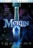 Merlin - DVD cover (xs thumbnail)