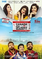 Canada Di Flight - Indian Movie Poster (xs thumbnail)
