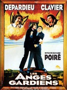 Anges gardiens, Les - French Movie Poster (xs thumbnail)