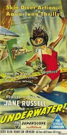 Underwater! - Australian Movie Poster (xs thumbnail)