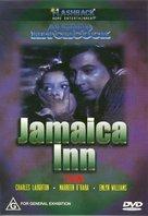 Jamaica Inn - British DVD movie cover (xs thumbnail)