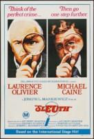 Sleuth - Australian Movie Poster (xs thumbnail)